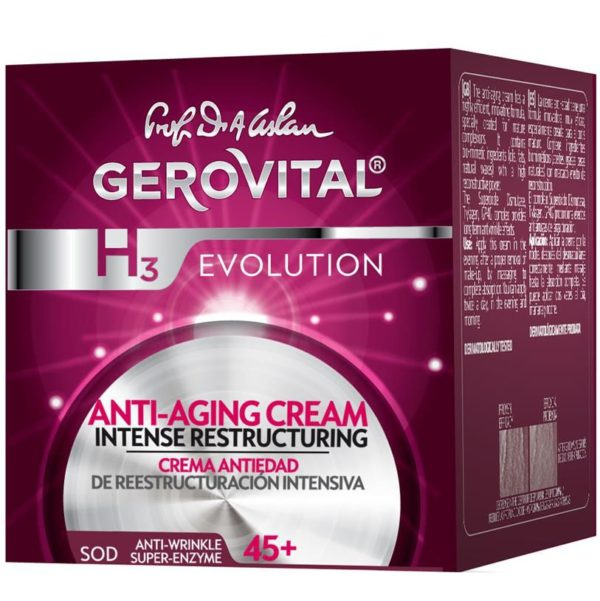 Anti-aging Cream, Intense Restructuring 2