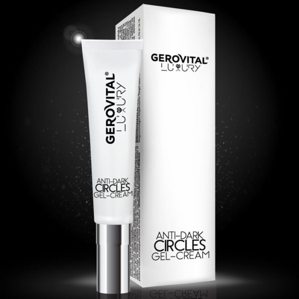 Anti-dark circles gel-cream