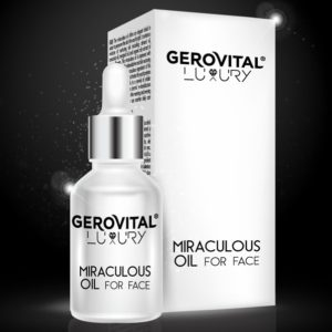 Miraculous oil for face