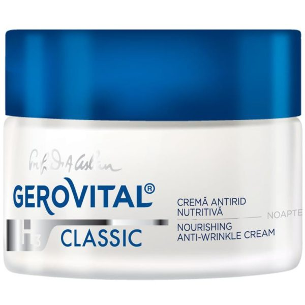 Nourishing anti-wrinkle cream 3
